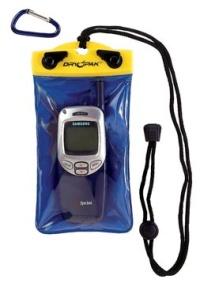 DP-46 Водонепроницаемый чехол для сотового телефона/GPS/PDA